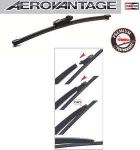 Champion  Aerovantage Rear Plastic Blade 400 mm.