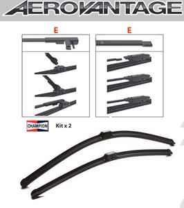 Champion Aerovantage Flat Blade Kit 800/750 mm.
