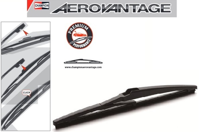 Champion  Aerovantage Rear Plastic Blade 300 mm.