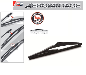 Champion  Aerovantage Rear Plastic Blade 300 mm.