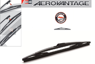 Champion  Aerovantage Rear Plastic Blade 350 mm.
