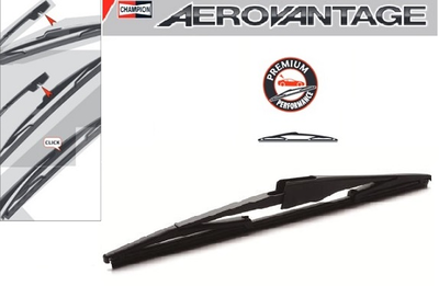 Champion  Aerovantage Rear Plastic Blade 380 mm.