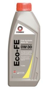 Масло моторное Comma Eco-FE 0W-30, 1 л.