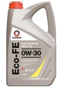 Масло моторное Comma Eco-FE 0W-30, 5 л.