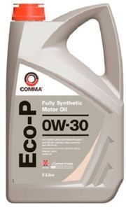 Масло моторное Comma Eco-P 0W-30, 5 л.