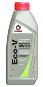 Масло моторное Comma Eco-V 0W-20, 1 л.