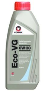 Масло моторное Comma Eco-VG 0W-30, 1 л.