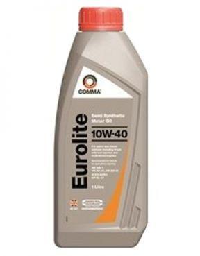 Масло моторное Comma Eurolite 10W-40, 1 л.