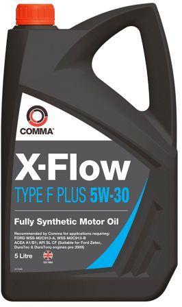 Масло моторное Comma X-Flow Type F Plus 5W-30, 4 л.
