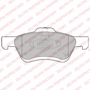 Колодки тормозные Ford Maverick/Mazda Tribute 2.3-3.0 04- передние.