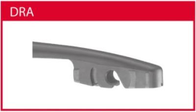 Denso Rear Wiper 250 mm.