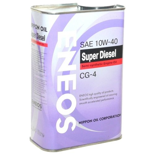 Масло моторное Eneos Super Diesel CG-4 10W-40, 1 л.