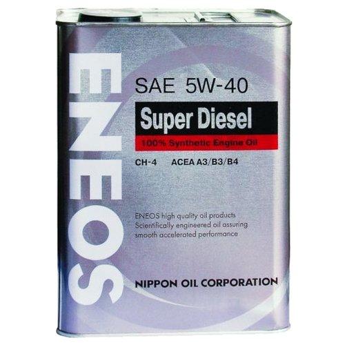 Масло моторное Eneos Super Diesel Ci-4 5W-40, 1 л.