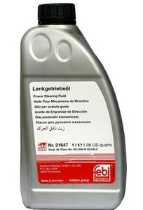 Жидкость гидроусилителя руля Febi зеленая, 1 л.