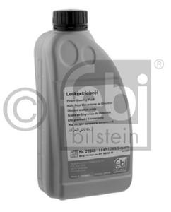 Жидкость гидроусилителя руля Febi коричневая, 1 л.