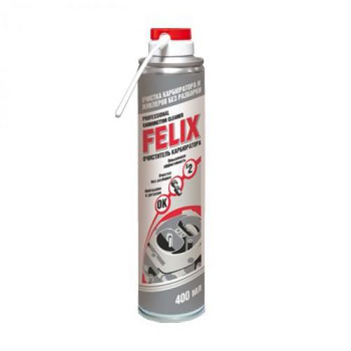 Очиститель карбюратора Felix, 400 ml.
