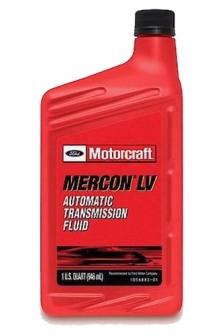 Масло трансмиссионное Ford Mercon LV, 1 л.