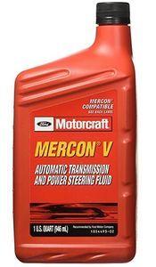 Масло трансмиссионное Ford Mercon V, 1 л.