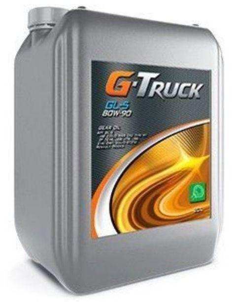 Масло трансмиссионное G-Truck GL-5 75W-80, 20 л.
