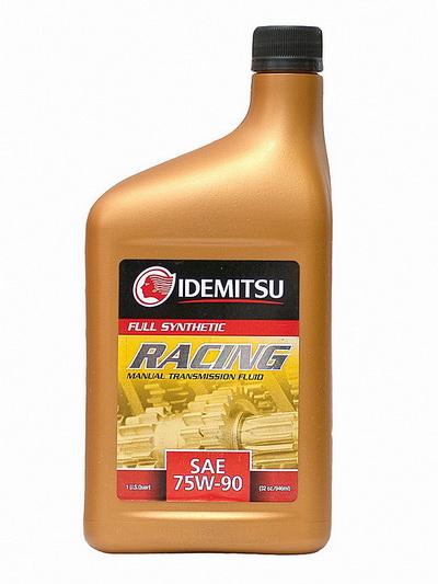 Idemitsu Racing 75W-90, GL-5, 0.946 мл.