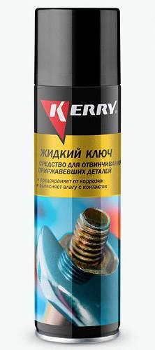 Жидкий ключ Kerry KR940, 335 ml.