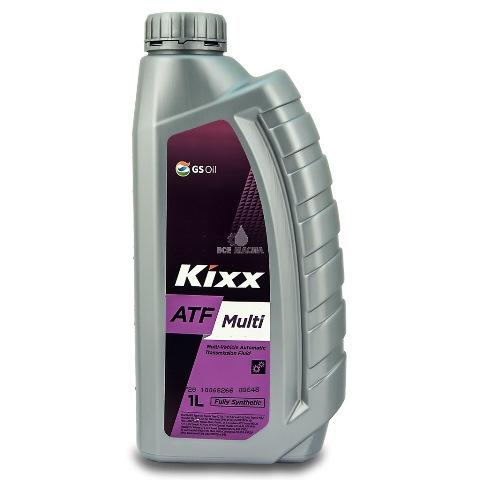 Масло трансмиссионное Kixx ATF Multi, 1 л.