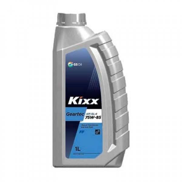 Масло трансмиссионное Kixx Geartec FF 75W-85, 1 л.