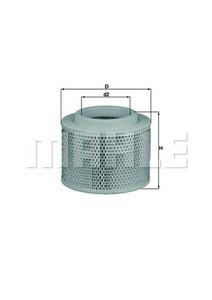 Фильтр воздушный Ford Ranger/Mazda BT-50/Toyota Hilux 2.5D/3.0D 05-