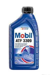 Масло трансмиссионное Mobil ATF 3309, 1 л.