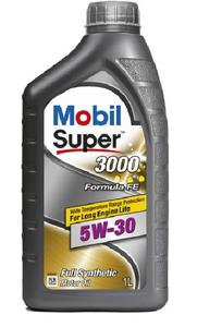 Масло моторное Mobil Super 3000 X1 FE 5W-30, 1 л.