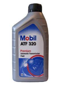 Масло трансмиссионное Mobil AFT 320, 1 л.