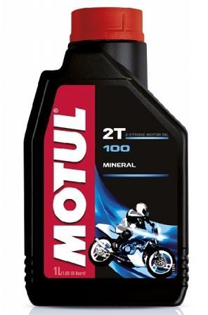 Масло моторное Motul Motomix 2T, 1 л.