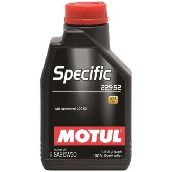 Масло моторное Motul Specific 229.52 5W-30 1 л.