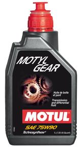 Масло трансмиссионное Motul Gear 75-90, 1 л.