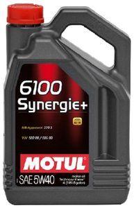 Масло моторное Motul 6100 Syn-nergy+ 5W-40, 4 л.