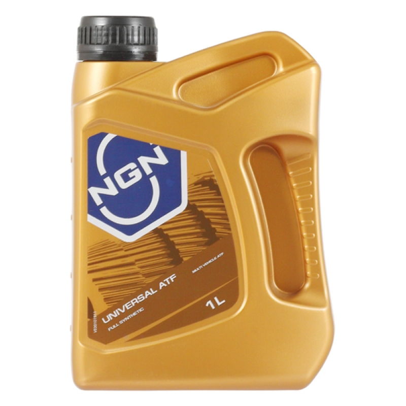 Масло трансмиссионное NGN Universal ATF, 1 л.