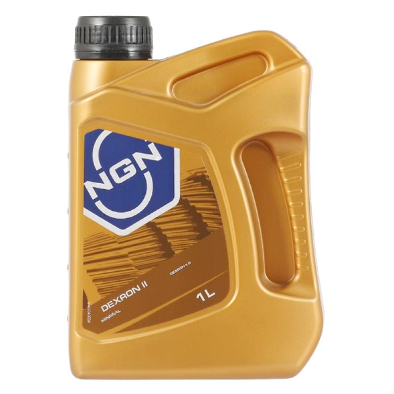 Масло трансмиссионное NGN Dextron II, 1 л.