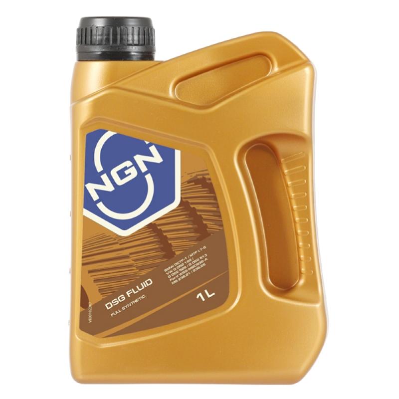 Масло трансмиссионное NGN DSG Fluid, 1 л.