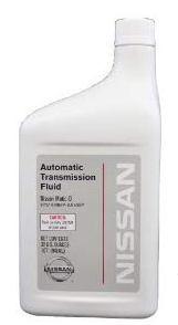 Масло трансмиссионное Nissan Matic Fluid D, 0.946 л.