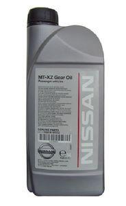 Масло трансмиссионное Nissan MT-XZ Gear Oil 75W-80, 1 л.