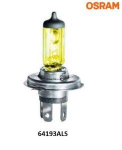 Лампа автомобильная Osram Allseason H4, 1 шт.