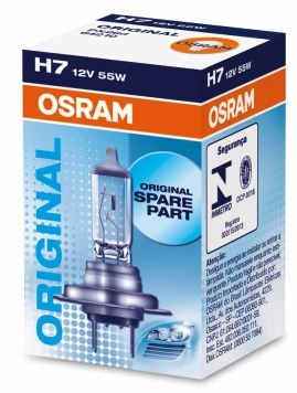 Лампа Osram Original, H7