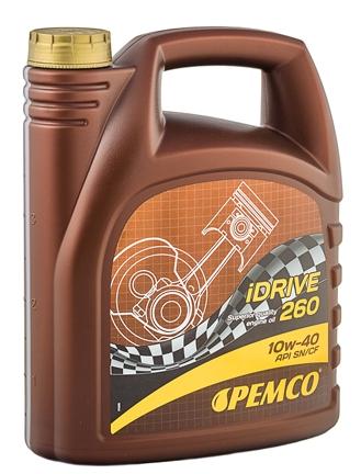 Масло моторное Pemco iDRIVE 260 10W-40, 4 л.