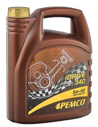 Масло моторное Pemco iDRIVE 340 5W-40, 5 л.