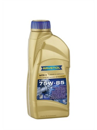 Масло трансмиссионное Ravenol MTF-1 75W-85, 1 л.