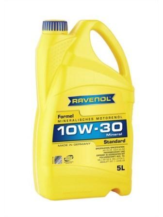 Масло моторное Ravenol Formel Standard 10W-30, 5 л.