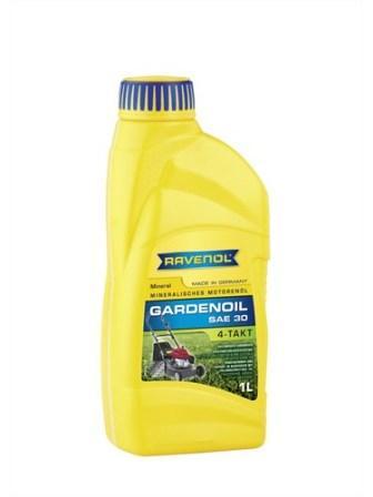 Масло моторное Ravenol 4T Gardenoil, 1 л.