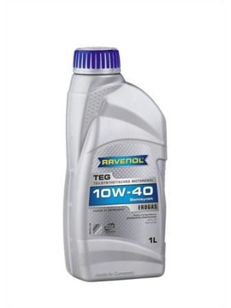 Масло моторное Ravenol TEG 10W-40, 1 л.