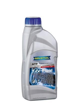 Масло трансмиссионное Ravenol ATF T-IV Fluid, 1 л.