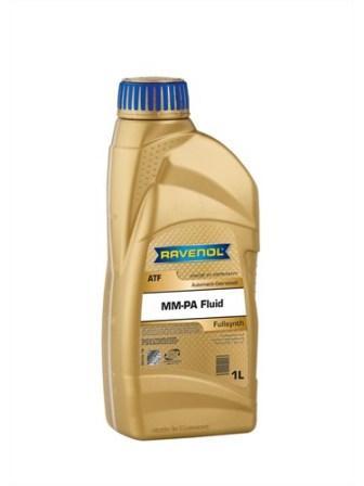 Масло трансмиссионное Ravenol ATF MM-PA Fluid, 1 л.